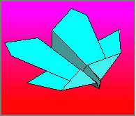 condor paper airplane plane folding instructions